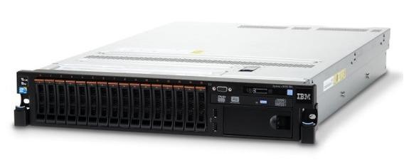 Servidor Ibm X3650 M4 Intel 144gb De Ram 2x146 Sas Seminovo!