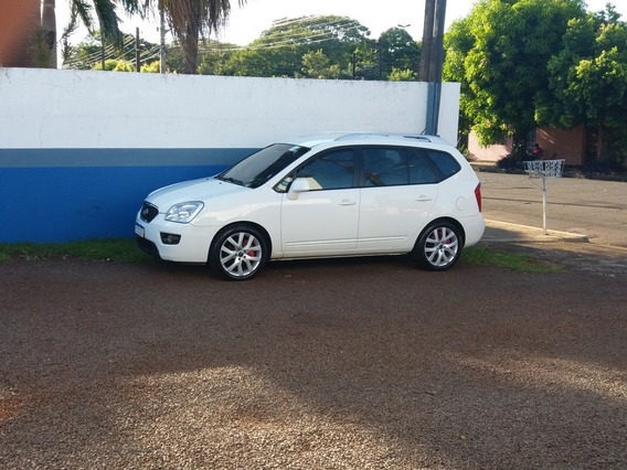 Kia Carens 2012 2.0 Ex 5p