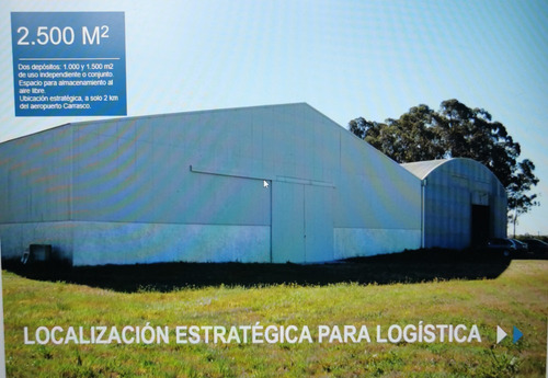 Alquiler De Deposito Y Predio Logistico Polo 101