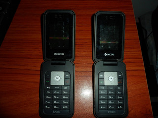 Telefono Kyocera E2000
