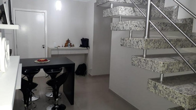 Apartamento Cobertura Em Ótima Localização - Americana/sp - Ap0785