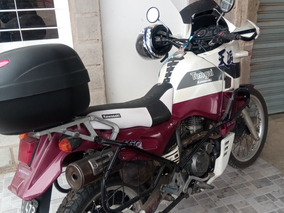 Kawasaki Klr 650 Tengai No Translap No Africa Twin