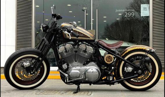 Harley-davidson Bobber Sporter Superslow 883