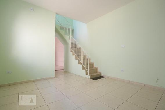 Casa Para Aluguel - Centro, 2 Quartos, 100 - 893118549