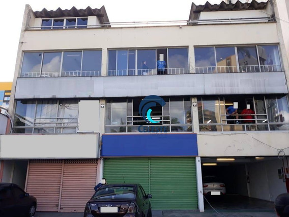 Prédio Para Alugar, 1427 M² Por R$ 25.000,00/mês - Centro - São José Dos Campos/sp - Pr0014