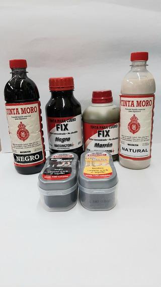 Tinta Fix Y Pomada Liq X 1/2 Lts Distri