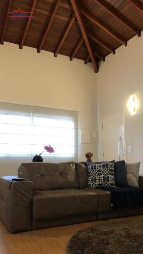 Casa À Venda, 205 M² Por R$ 1.290.000,00 - Centro - Atibaia/sp - Ca4409