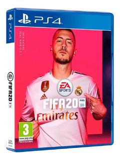 Fifa 2020 Playstation 4 Ps4 Juego Fisico Sellado