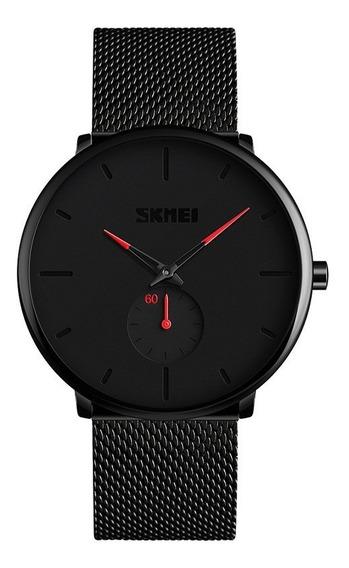Skmei Homens Relógios De Pulso De Quartzo Business Watch Az