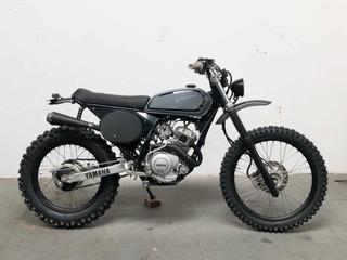 Yamaha Xtz 125 - Cafe Racer - Scrambler
