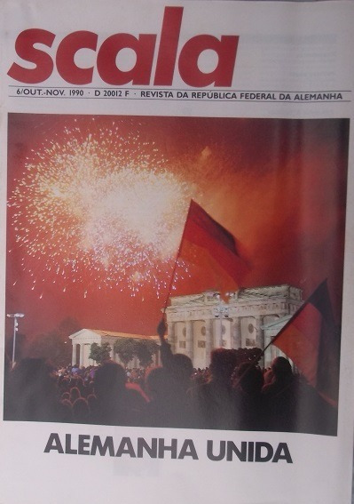 Revista Scala - Edição Histórica: Alemanha Unida (português)