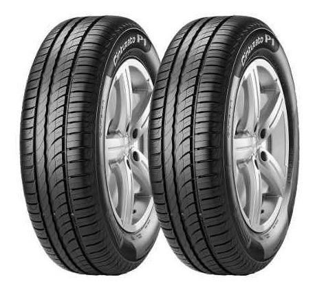 Combo X2 175/65r14 Pirelli P1 Cinturato 82t Pm