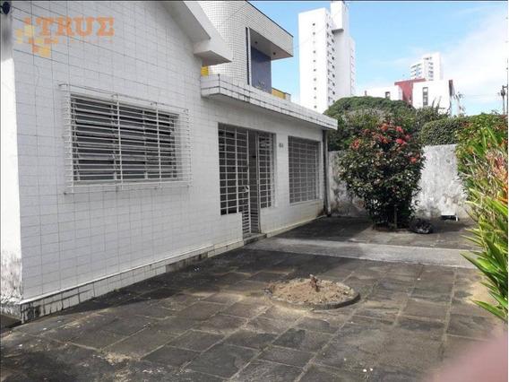 Casa Com 4 Dormitórios À Venda, 221 M² Por R$ 900.000 - Torre - Recife/pe- Contato Com Eleonora Cardoso 9. 9237-9240 Whatsapp - Ca0323
