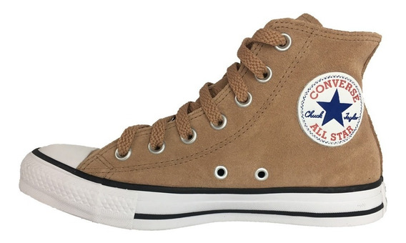 Tênis Converse All Star - Casual - Argila