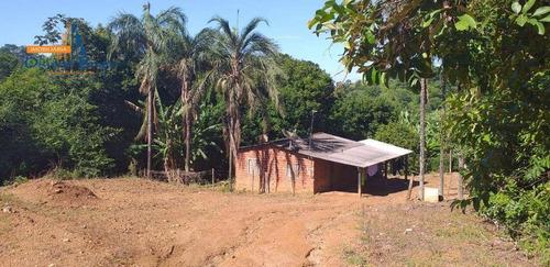 Chácara Com 1 Dormitório À Venda, 11700 M² Por R$ 420.000,00 - São Lourenço - Anápolis/go - Ch0078