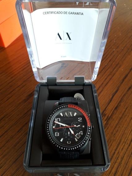 Relógio Armani Exchange Cronografo Novo Na Caixa!