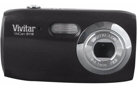 Camara Fotografica Digital Vivitar 5.1 Mp Totalmente Nueva