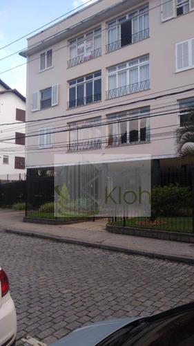 Imagem 1 de 20 de Apartamento À Venda No Bairro Centro - Petrópolis/rj - 2944373021