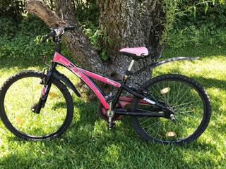 Bicicleta Rodado 24 P/varón Marca X-terra