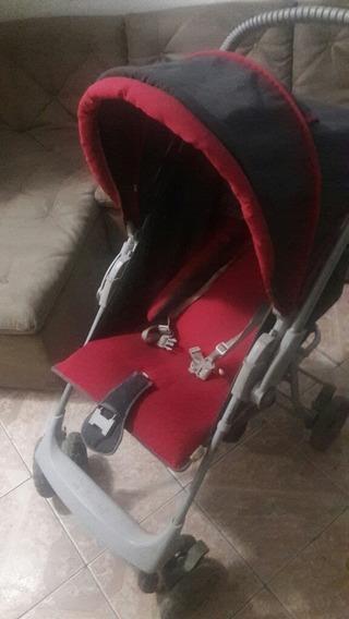 Carrinho Para Bebê Suporta Criança De 01 Até 08 Anos.