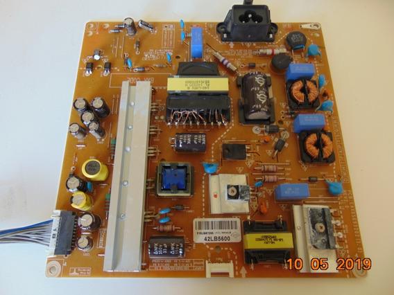 Placa Da Fonte Tv Lg 42lb5600 Com Garantia