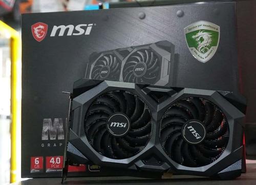 Msi Radeon Rx 5600 Xt Mech Oc 6gb Graphics Card