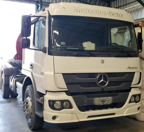 Mercedes Benz Atego 1725 Chasis Modelo 2015 Muy Bueno
