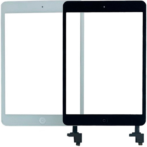 Tela Com Botão Home Vidro Touch Screen iPad Mini A1432 A1454