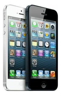 iPhone 5 A5 Original De Fábrica Desbloqueado - Celular Ios Dual Core 1g Ram 16 Gb 32 Gb 64 Gb