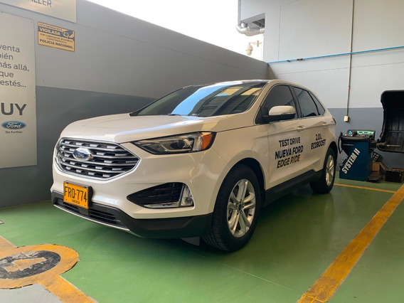Ford Edge Ride Motor 2.0l Ecoboost Mod 2019 0km