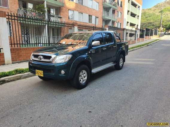 Toyota Hilux 4x4 2700icc Mt Aa Ab Abs Fe
