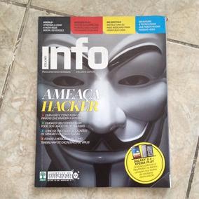 Revista Exame Info 306 Ago2011 Ameaça Hacker / 6 Tecnologias