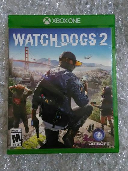 Watchdogs 2 Xbox One Midia Fisica Seminovo Português