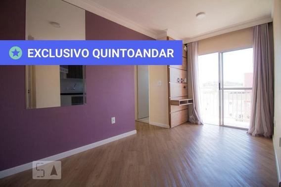 Apartamento No 4º Andar Com 2 Dormitórios E 1 Garagem - Id: 892969462 - 269462