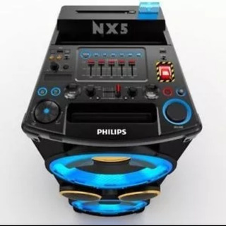 Parlante Philips Nx5