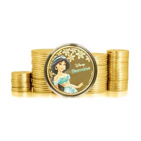 New Zealand Princesa Jasmine 2018 Banhada A Ouro Fc C O L