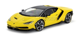 Miniatura Lamborghini Centenario Maisto Exclusive 1:18
