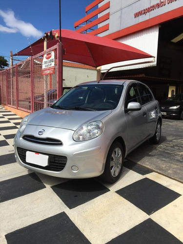 Nissan March 1.6 - 2013 - Completo