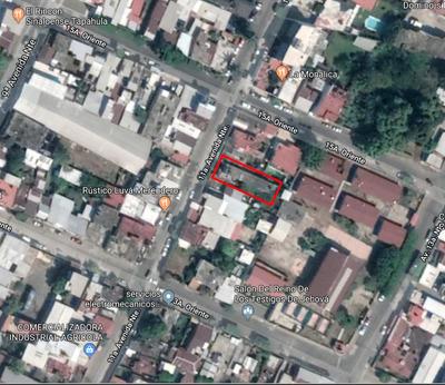 Terreno En La Zona Centro De La Ciudad De Tapachula