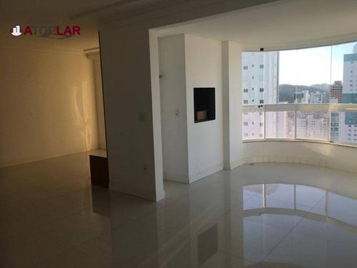 Apartamento À Venda, 131 M² Por R$ 1.400.000,00 - Centro - Balneário Camboriú/sc - Ap1432