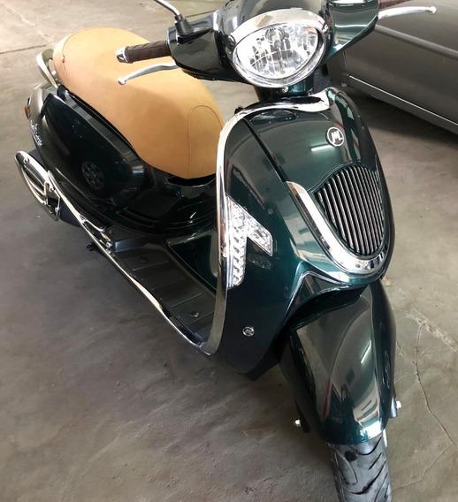 Motomel Strato Alpino 150 (no Beta Tempo , Zanella Styler)