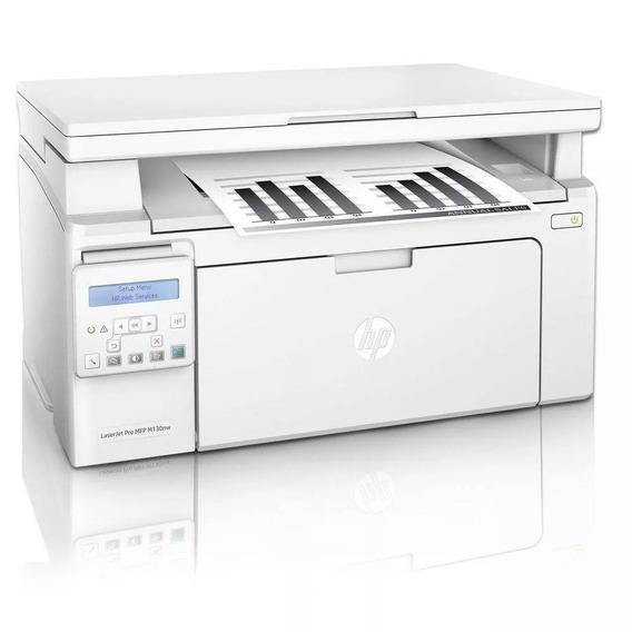 Impressora Multifuncional Laser Hp M130nw Wifi 110v