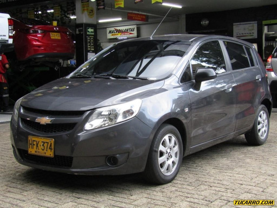 Chevrolet Sail Ltz 1400 Cc Mt