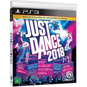 Just Dance 2018 - Midia Fisica - Novo - Ps3 - Em Português