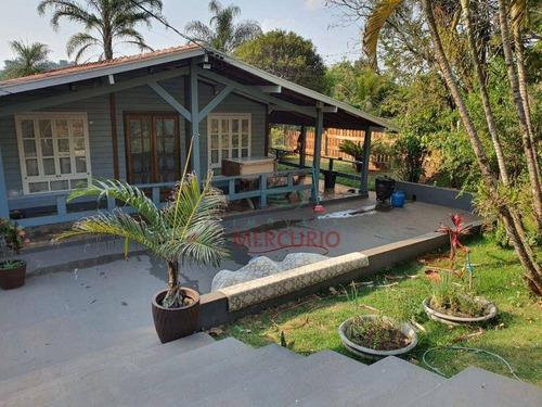 Imagem 1 de 16 de Chácara Com 3 Dormitórios À Venda, 3140 M² Por R$ 600.000 - Recanto Dos Nobres - Agudos/sp - Ch0152