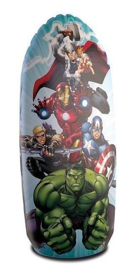 João Bobo 91 Cm Avengers Marvel - Etitoys