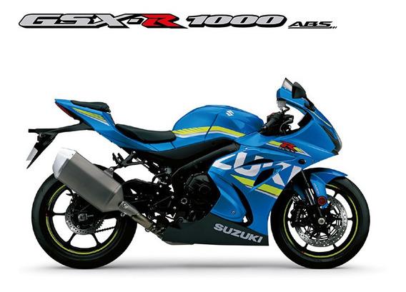 Suzuki Gsx R1000a Moto Gp