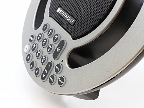 Spracht Aura Soho Versión 2.0 Full-duplex Teléfono De Confer