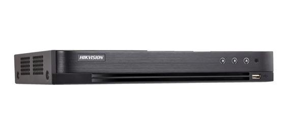 Dvr Hikvision Ds-7216hqhi-k1 Turbo Hd 4.0 16 Canais Full