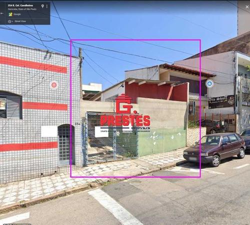 Imagem 1 de 1 de Terreno-à Venda-centro-sorocaba - Sttr00310
